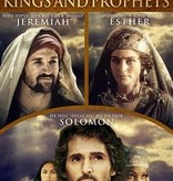 The Bible Stories: Kings and Prophets (DVD)
