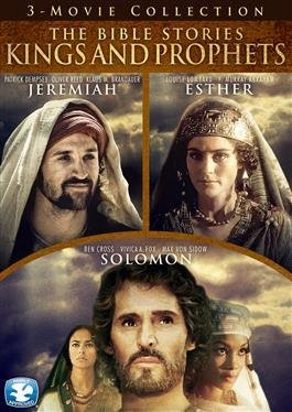 Ignatius Press The Bible Stories: Kings and Prophets (DVD)