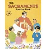 Coloring Book - Sacraments
