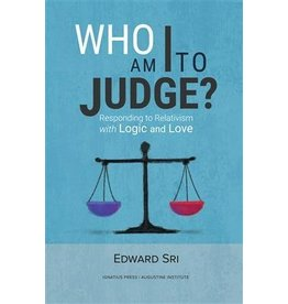 Who Am I to Judge? Responding to Relativism with Logic and Love