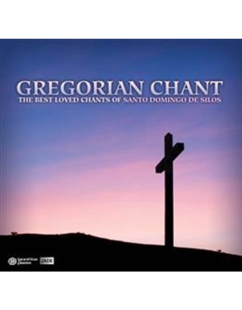 Ignatius Press GREGORIAN CHANT - SANTO DOMINGO: The Best Loved Chants of Santo Domingo De Silos