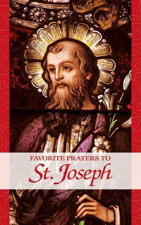 Favorite Prayers to St. Joseph