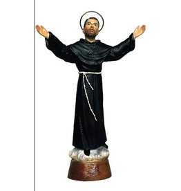 "Saint Joseph Cupertino (8"", made in Peru)"