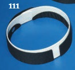"Roman Collarette #111 (3/4"" opening), #3 (1-1/2"" H)"