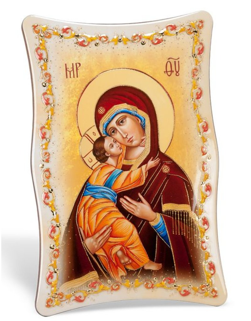 William J. Hirten Co., LLC OUR LADY OF PERPETUAL HELP 4X6 PLAQUE
