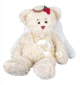"Angelina Angel Christmas Bear (14"")"