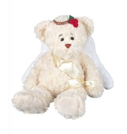 "Ganz Angelina Angel Christmas Bear (14"")"