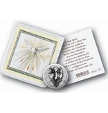HOLY SPIRIT POCKET COIN WITH HOLY CARD