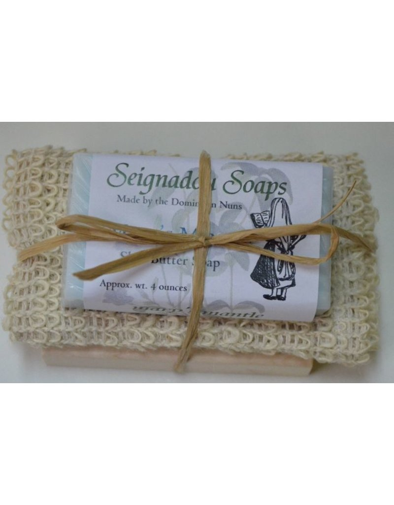 Mary's Mantle Soap Gift Set