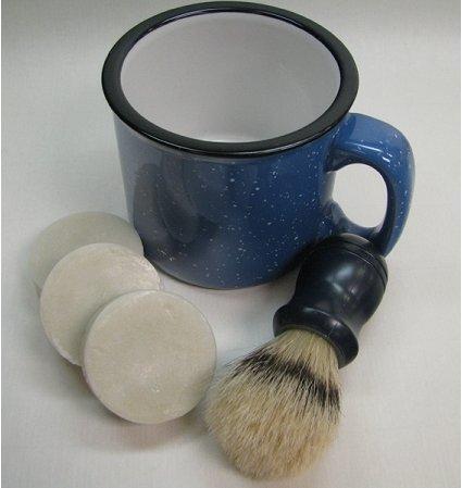 Gentleman's Shaving Soap Gift Set