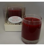 Christmas Hearth Tumbler Candle