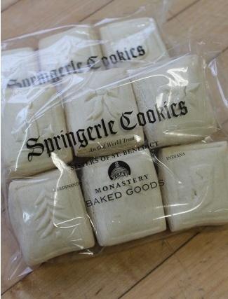 Springerle Cookies (6-count)