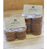 Ginger Snap Cookies (4-ounce)