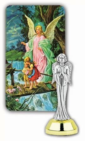 William J. Hirten Co., LLC Guardian Angel Car Statue