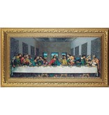 "The Last Supper - DaVinci (14 1/2"" x 26"")"
