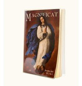 Clear Plastic Magnificat Cover (large print size)