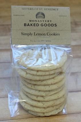 Simply Lemon Cookies (5-ounce)