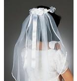 """Wendy 22"""" First Communion Veil"""