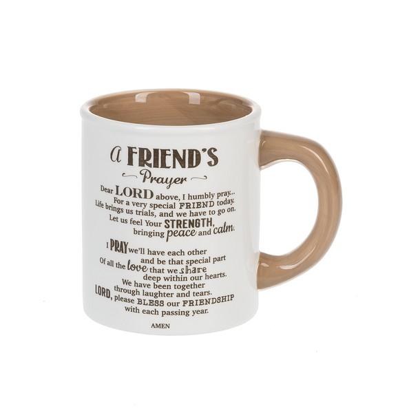 Mug - Friend's Prayer