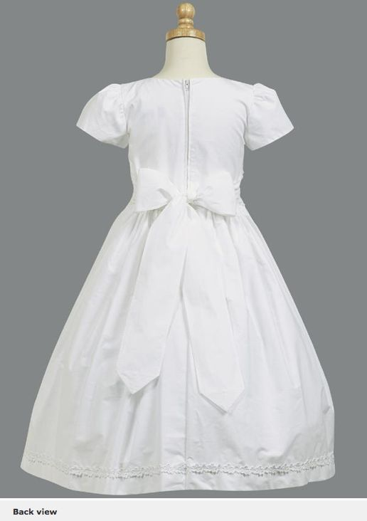 First Communion Dress #SP108