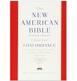 New American Bible Revised Edition Concise Concordance
