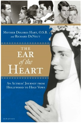 The Ear of the Heart: An Actress' Journey from Hollywood to Holy Vows (paperback)