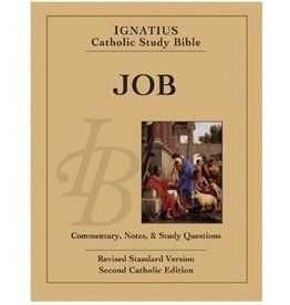 Job - Ignatius Catholic Study Bible (paperback)