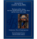 Letters of St. James, St. Peter and St. Jude (2nd Ed.) - Ignatius Catholic Study Bible