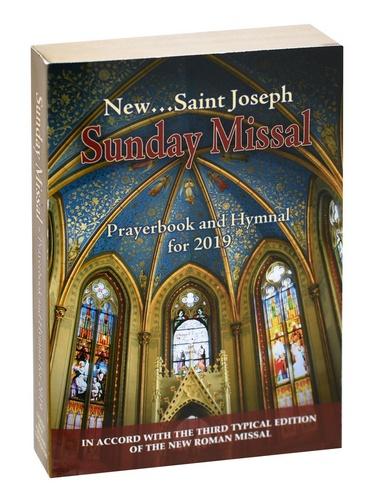 2019 ST. JOSEPH ANNUAL SUNDAY MISSAL