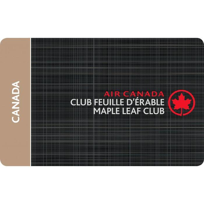Club Feuille d'érable Canada