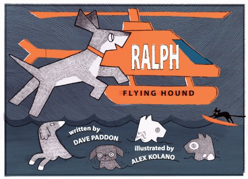 Running the Goat, Books & Broadsides Inc. Ralph,Flying Hound
