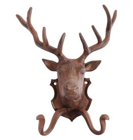 North American Country Home NACH-Wall Deer Hook