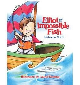 Breakwater Books Breakwater Books-Elliott & The Impossible Fish