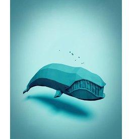 Joel E Hunt Joel E Hunt-Giclee Print-Whale