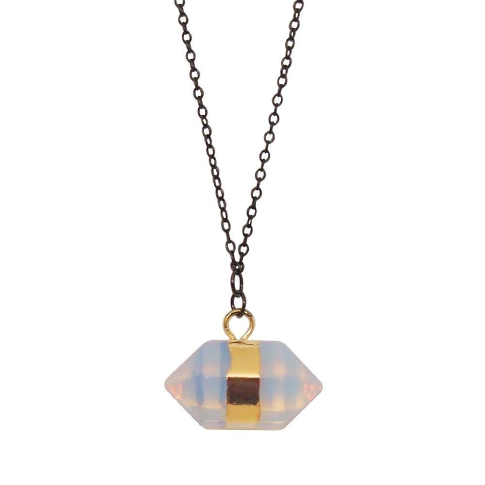 Strut Jewelry Strut-Opalite Pendant