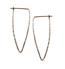 Strut Jewelry Strut-Longline Hoops