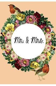 Junk Junk-Card-Mr&Mrs