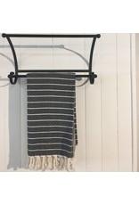 One Sky Inc. One Sky-Bamboo Body Hamam Towel- Black