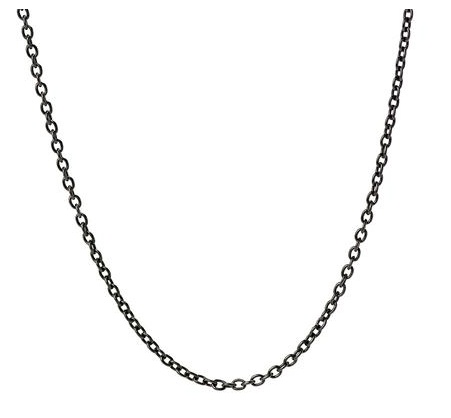 Pyrrha Pyrrha-50 gauge cable chain(black)