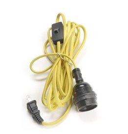 ADV/PINE CENTRE ADV-15' Nylon Cord Kit- Yellow