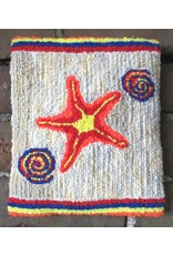 Newfoundland Original Hooked Rugs Paula Flood-Starfish Rug Hook