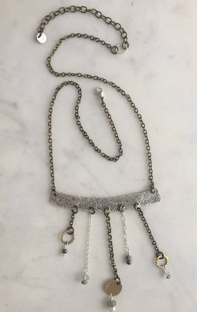 Pax Pax-Poised Necklace