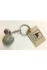 Wellywoo Rep The Rock- No.1 Teacher Keychain
