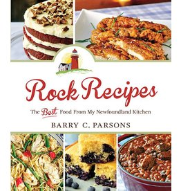 Breakwater Books Breakwater Books-Rock Recipes