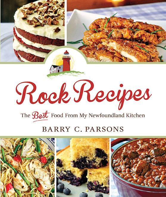 Breakwater Books Breakwater Books-Rock Recipes