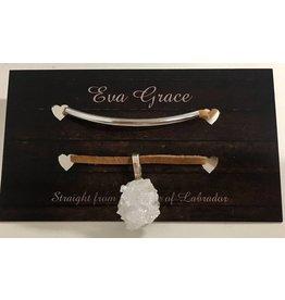 Eva Grace Eva Grace-Choker w/ Mineral -Taupe