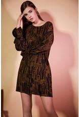 Eve Gravel Eve Gravel-Vetiver Dress