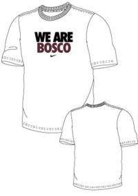 """Nike """"We Are Bosco"""" Tshirt"""