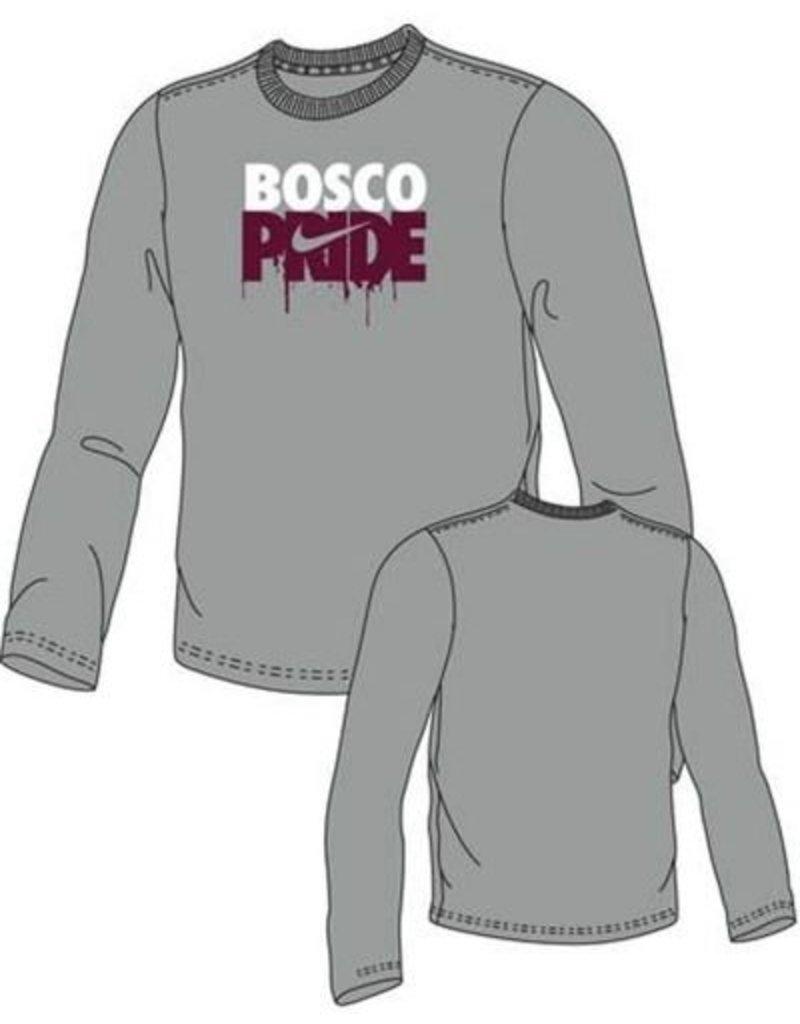 "Nike Nike ""Bosco Pride"" Long Sleeve T Shirt"