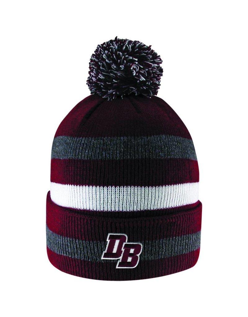 "Logo Fit ""Primetime"" hat maroon"